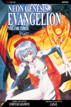 Neon Genesis Evangelion Vol. 3: she gave me fruit of the tree, and I ate