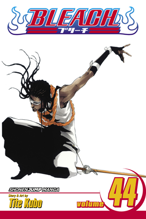 Bleach Vol. 44: Vice It