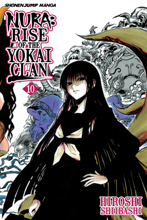 Nura: Rise of the Yokai Clan Vol. 10: Kyoto in Darkness