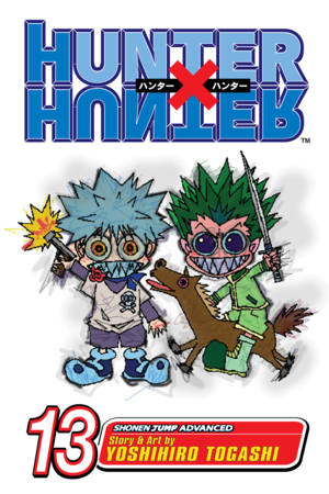 Hunter x Hunter Vol. 13: September 10th