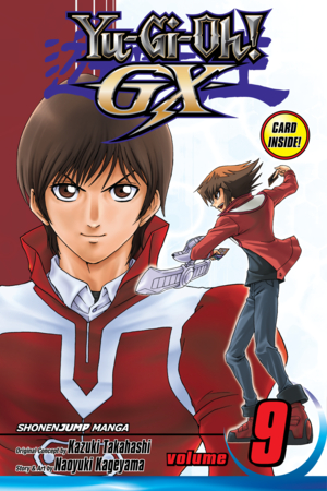 Yu-Gi-Oh! GX Vol. 9: Battle to the Finish...