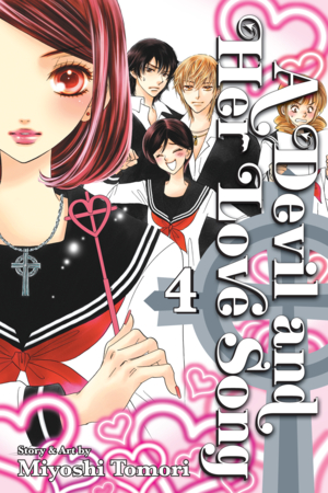 A Devil and Her Love Song Vol. 4: A Devil and Her Love Song, Volume 4