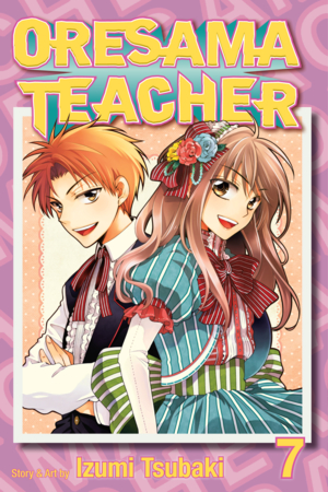 Oresama Teacher, Volume 7