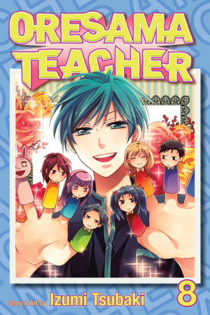 Oresama Teacher, Volume 8