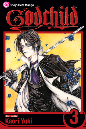Godchild Vol. 3: Godchild, Volume 3