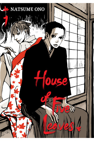 House of Five Leaves Vol. 1: Free Preview