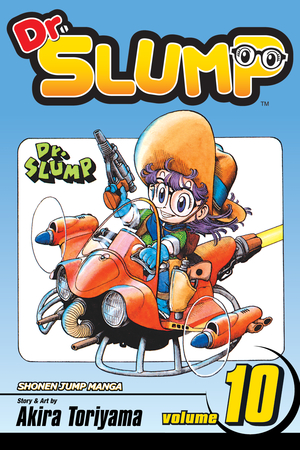 Dr. Slump Vol. 10: Dr. Slump, Volume 10