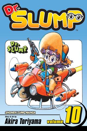 Dr. Slump Vol. 10: Dr. Slump, Volume 10