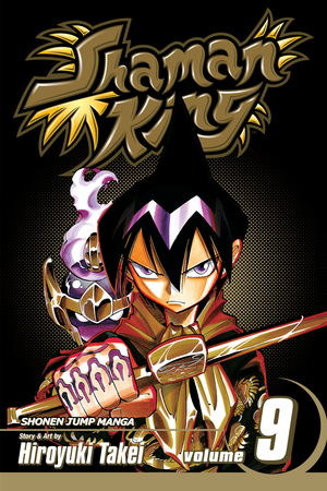 Shaman King Vol. 9: Vogage of the Shaman