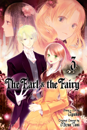 The Earl and The Fairy Vol. 3: The Earl and The Fairy, Volume 3