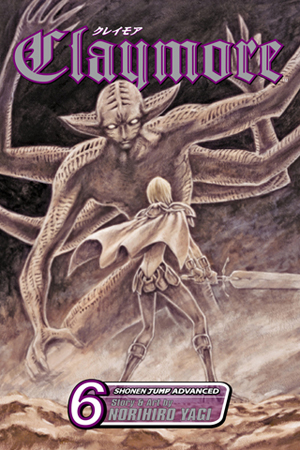 Claymore Vol. 6: The Endless Gravestones