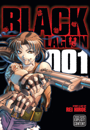Black Lagoon Vol. 1: Free Preview!