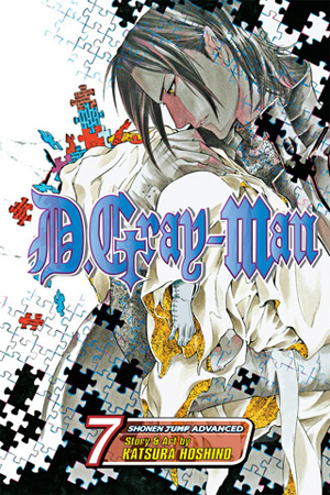 D.Gray-man Vol. 7: Crossroad