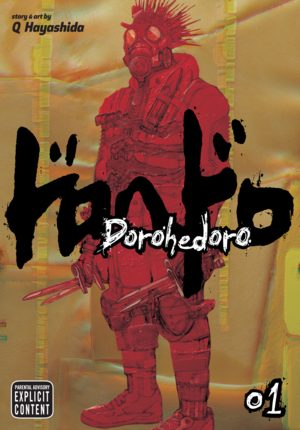Dorohedoro Vol. 1: Free Preview!