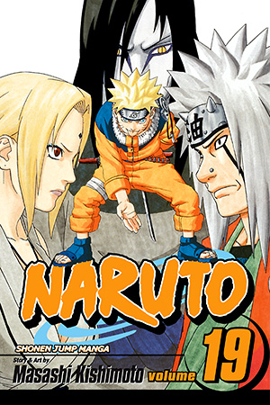 Naruto Vol. 19: Successor