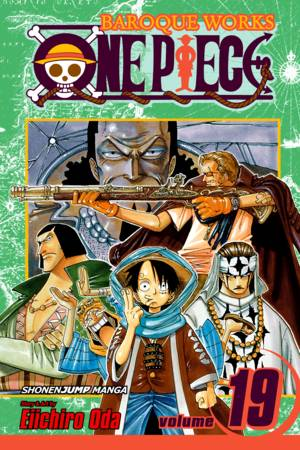 One Piece Vol. 19: Rebellion
