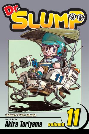 Dr. Slump Vol. 11: Dr. Slump, Volume 11