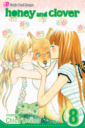 Honey and Clover Vol. 8: Honey and Clover, Volume 8