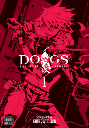 DOGS Vol. 1: DOGS, Volume 1