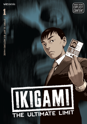 Ikigami: The Ultimate Limit Vol. 1: Free Preview!
