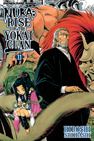 Nura: Rise of the Yokai Clan Vol. 11: Torii Labyrinth