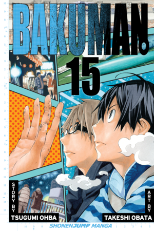 Bakuman。 Vol. 15: Support and Feeling