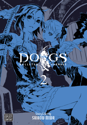 DOGS Vol. 2: DOGS, Volume 2