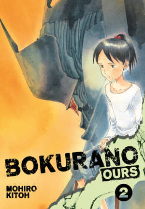 Bokurano: Ours Vol. 2: Bokurano: Ours, Volume 2