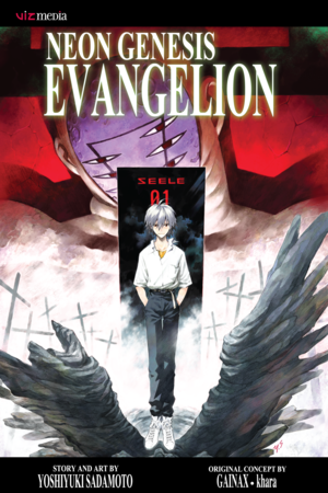 Neon Genesis Evangelion Vol. 11: Which long for death, but it cometh not, and dig for it more than hid treasures