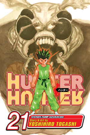 Hunter x Hunter Vol. 21: Reunion