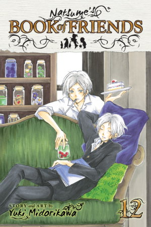 Natsume's Book of Friends, Volume 12