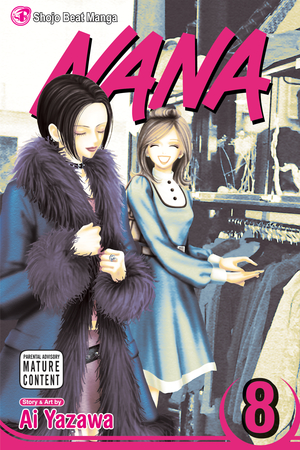Nana Vol. 8: Nana, Volume 8