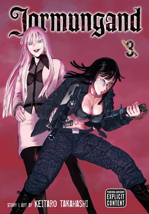Jormungand Vol. 3: Jormungand, Volume 3