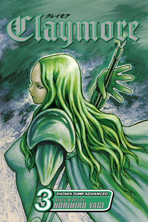 Claymore Vol. 3: Teresa of the Faint Smile