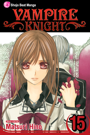Vampire Knight Vol. 15: Vampire Knight, Volume 15