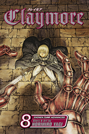 Claymore Vol. 8: The Witch's Maw