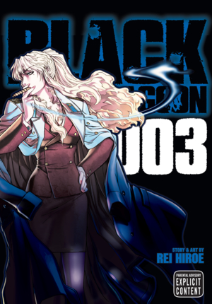 Black Lagoon, Volume 3