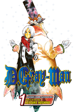 D.Gray-man Vol. 1: Free Preview!