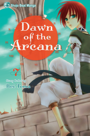 Dawn of the Arcana, Volume 7