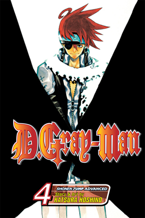 D.Gray-man Vol. 4: Carnival