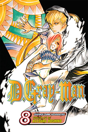 D.Gray-man Vol. 8: Crimson Snow