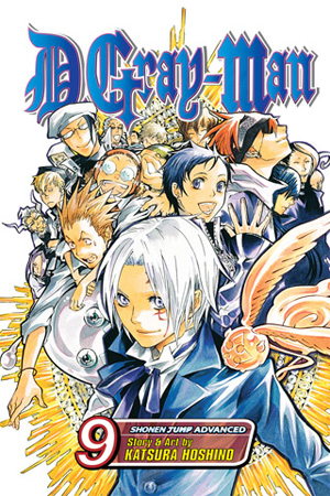 D.Gray-man Vol. 9: Nightmare Paradise