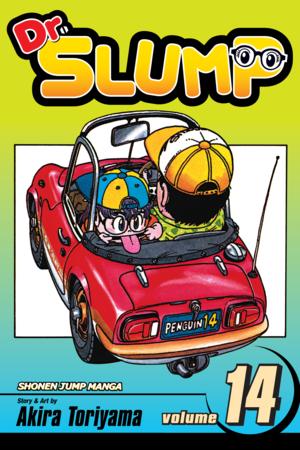 Dr. Slump Vol. 14: Dr. Slump, Volume 14