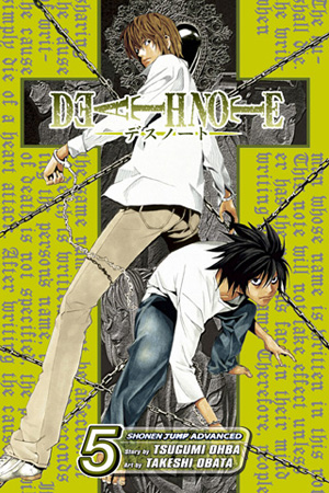 Death Note Vol. 5: Whiteout