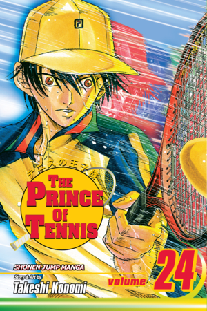 The Prince of Tennis Vol. 24: Reunited