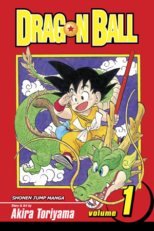 Dragon Ball Vol. 1: Free Preview