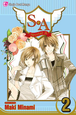 S.A: Special A Vol. 2: Special A, Volume 2