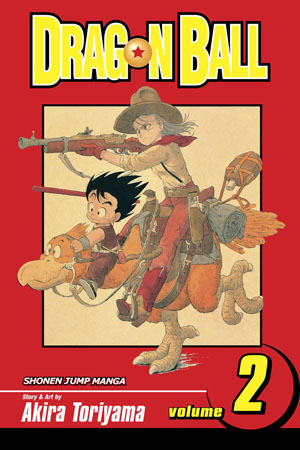 Dragon Ball Vol. 2: Wish Upon a Dragon