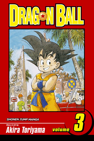 Dragon Ball Vol. 3: The Training of Kame-Sen'nin