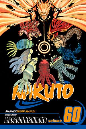 Naruto Vol. 60: Kurama